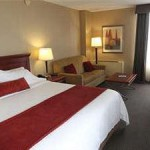 Excellent room at the Delta Halifax