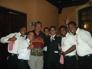 Majestic Elegance Punta Cana -- Resturant Staff