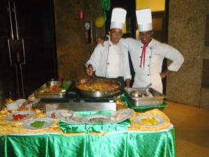 Majestic Elegance Punta Cana -- Buffet Staff