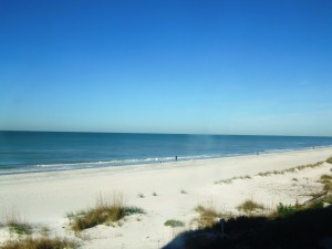 Miles of Beach at Anna Maria Island