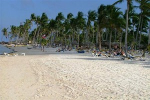 Bavaro Beach - This location is further from the pack of resorts to the north. This means less venders!!