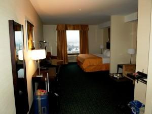 Comfort Hotel - Room Interior